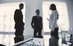 Private Investigator Phoenix business men in discussion