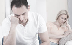 Domestic Investigations couple not speaking marital problems